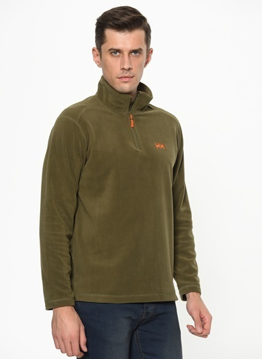 Helly Hansen Polar Sweatshirt Yeşil